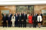 487 Audiencia Real a la Junta de Gobierno de FEDECA, en la que la ALSS ostenta la vicepresidencia.