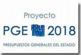 558 Principales medidas de la LPGE 2018.