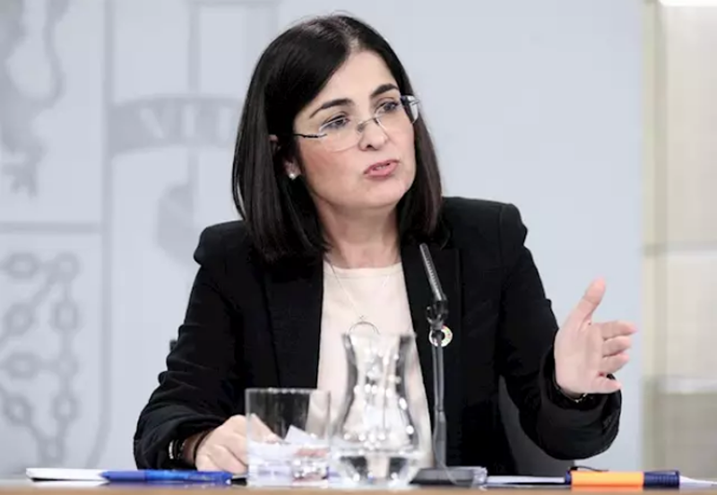 Ninistra de Política Territorial y Función Pública, Carolina Darias